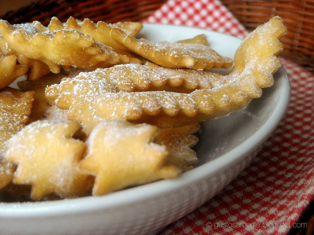 Cenci - Florentine Carnival treats