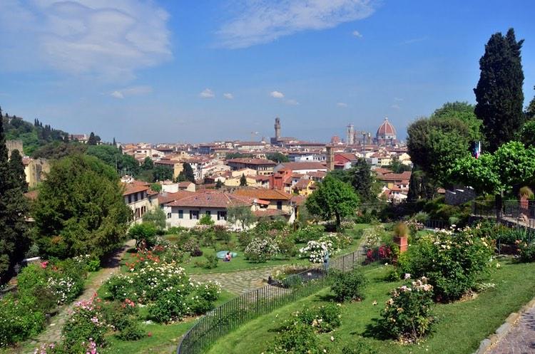 Giardino delle Rose - Firenze