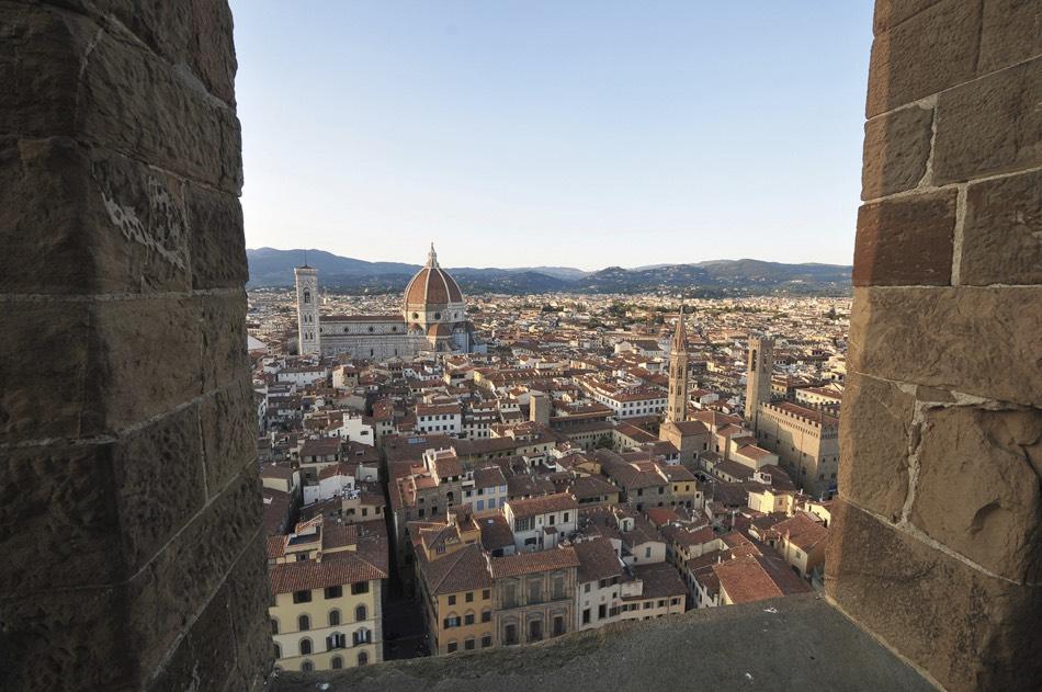 Alessandro Giannini 20 - dalla Torre di Arnolfo_Fotor