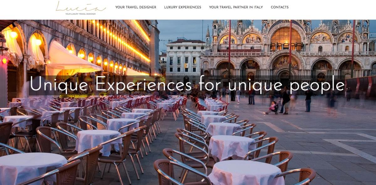 Lucia Luxury Travel